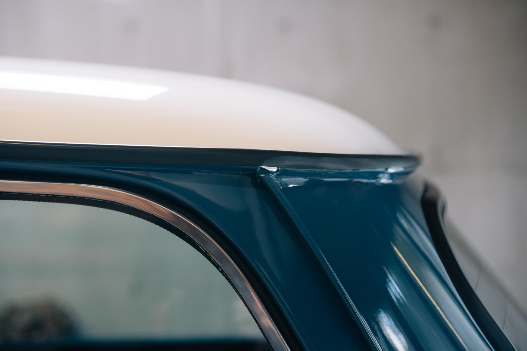 Rover Mini 1000