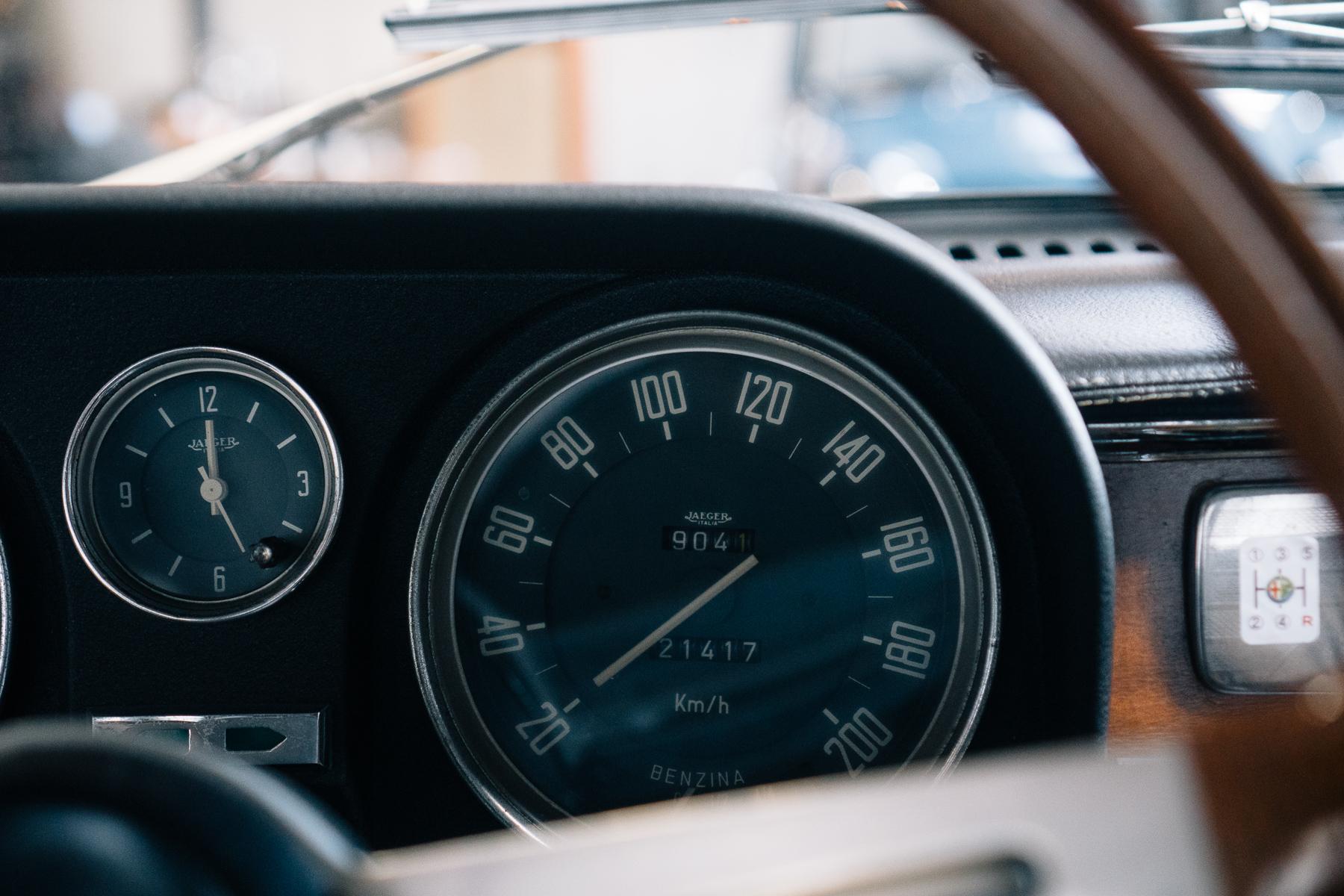 Alfa Romeo Giulia Super 1.6